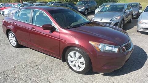 2008 Honda Accord for sale in Upper Marlboro, MD