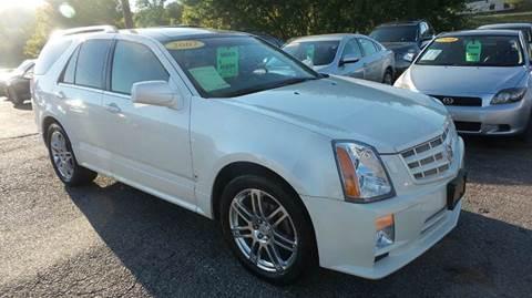 2007 Cadillac SRX for sale in Upper Marlboro, MD