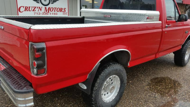 1993 Ford F-250 REG CAB LONG BOX - Spirit Lake IA