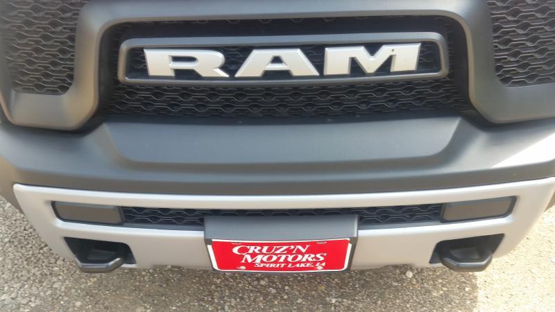 2016 RAM Ram Pickup 1500 4x4 Rebel 4dr Crew Cab 5.5 ft. SB Pickup - Spirit Lake IA