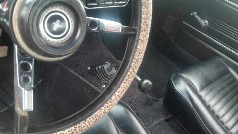 1967 Ford Mustang 2DR COUPE - Spirit Lake IA