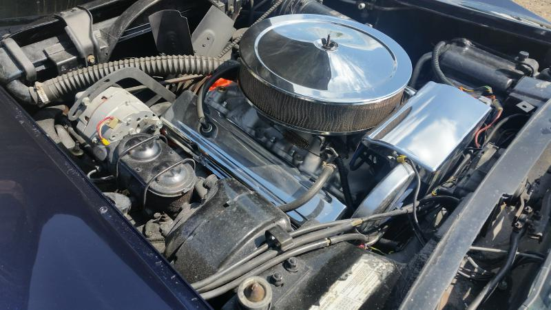 1975 Chevrolet Corvette 2 DOOR T-ROOF - Spirit Lake IA