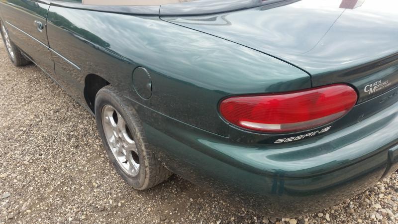 1999 Chrysler Sebring JXi 2dr Convertible - Spirit Lake IA
