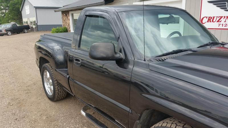 2004 Chevrolet Silverado 1500 STEPSIDE SHORT - Spirit Lake IA