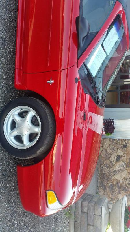 1996 Ford Mustang 2dr Convertible - Spirit Lake IA