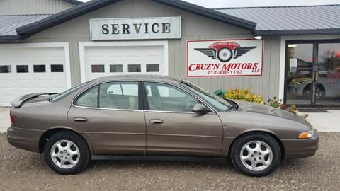 1999 Oldsmobile Intrigue for sale in Spirit Lake, IA