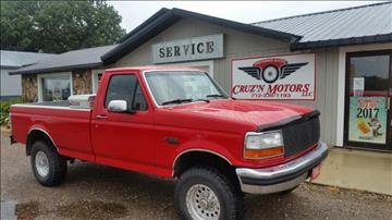 1993 Ford F-250 for sale in Spirit Lake, IA