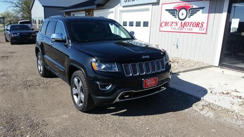 2014 Jeep Grand Cherokee for sale in Spirit Lake, IA