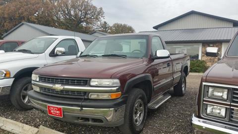 2001 Chevrolet Silverado 1500 for sale in Spirit Lake, IA