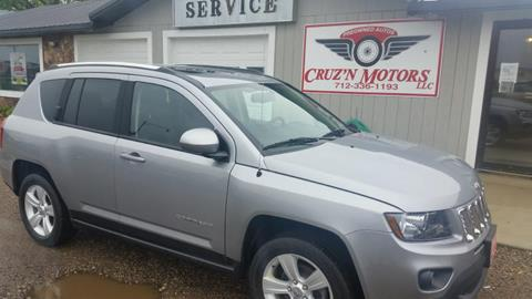 2014 Jeep Compass for sale in Spirit Lake, IA