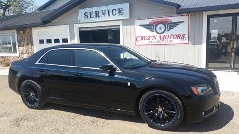 2012 Chrysler 300 for sale in Spirit Lake, IA