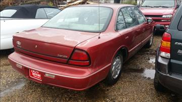 1998 Oldsmobile Eighty-Eight