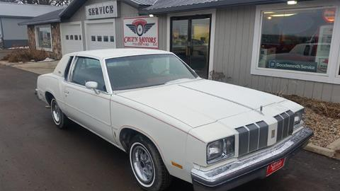 Classic cars for sale in spirit lake ia for Motor inn spirit lake iowa