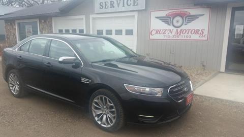 2015 Ford Taurus for sale in Spirit Lake, IA