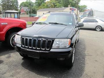 2002 Jeep Grand Cherokee for sale in South Hackensack, NJ