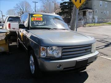 2003 Land Rover Range Rover for sale in South Hackensack, NJ