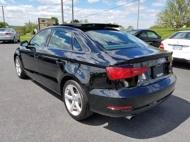 2015 Audi A3 2.0T quattro Premium AWD 4dr Sedan - New Holland PA