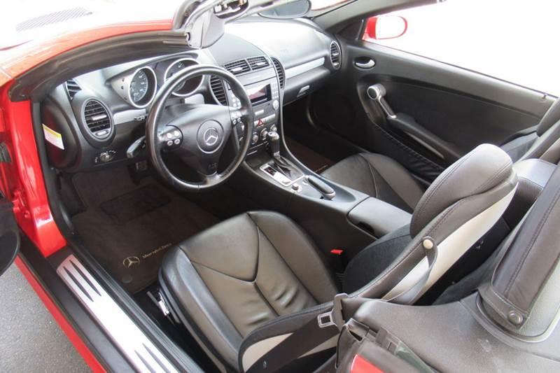 2007 Mercedes-Benz SLK SLK 350 2dr Convertible - New Holland PA