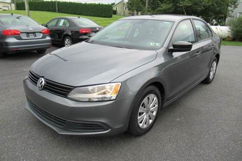 2012 Volkswagen Jetta for sale in New Holland, PA