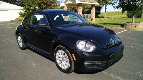 2015 Volkswagen Beetle for sale in New Holland, PA