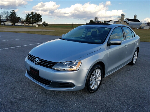 2013 Volkswagen Jetta for sale in New Holland, PA