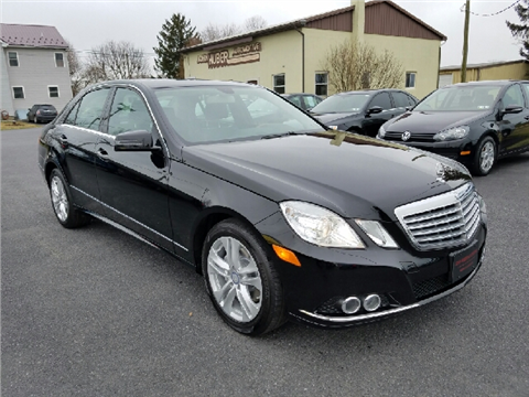 2011 Mercedes-Benz E-Class for sale in New Holland, PA