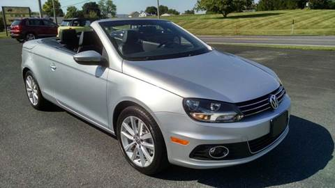 2012 Volkswagen Eos for sale in New Holland, PA