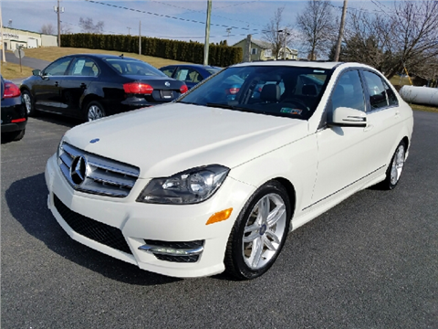 2012 Mercedes-Benz C-Class for sale in New Holland, PA