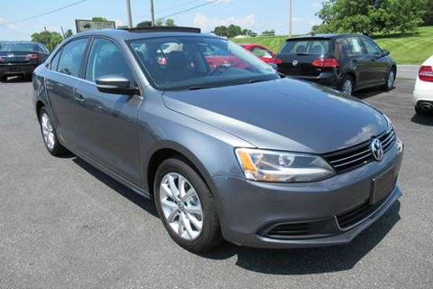 2014 Volkswagen Jetta for sale in New Holland, PA