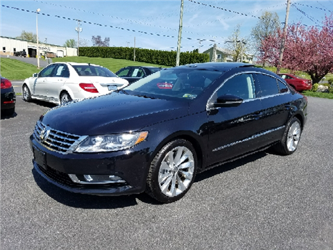 2013 Volkswagen CC for sale in New Holland, PA