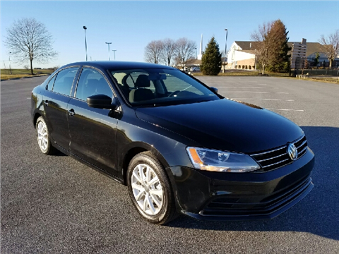 2016 Volkswagen Jetta for sale in New Holland, PA