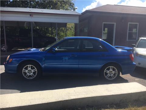 2003 Subaru Impreza for sale in Vilas, NC