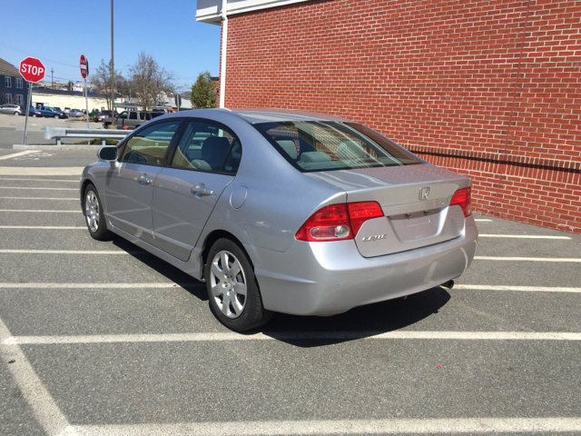 2008 Honda Civic LX 4dr Sedan 5A - Salem MA