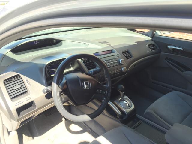 2008 Honda Civic LX 4dr Sedan 5A - Salem MA