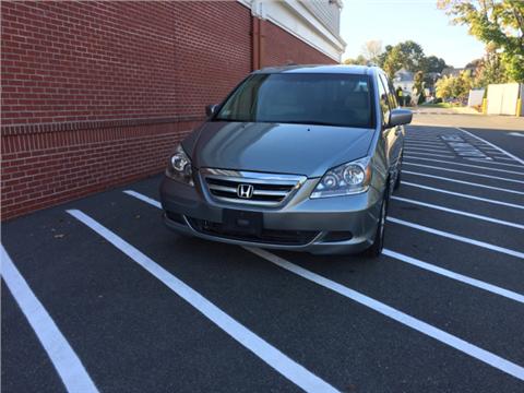 2007 Honda Odyssey for sale in Salem, MA