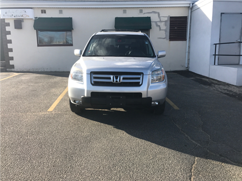 2006 Honda Pilot for sale in Salem, MA