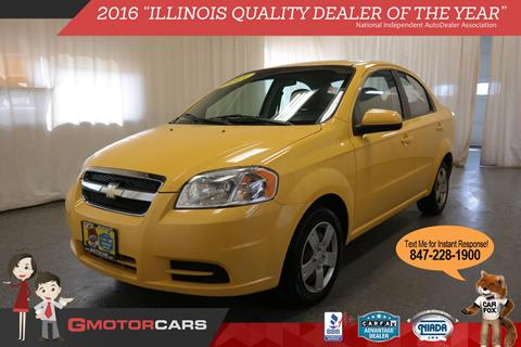 2011 Chevrolet Aveo for sale in Arlington Heights, IL