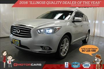 2013 Infiniti JX35 for sale in Arlington Heights, IL