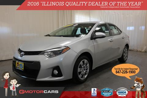 2016 Toyota Corolla for sale in Arlington Heights, IL