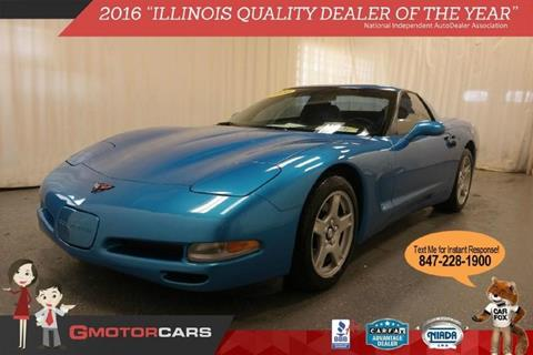 1999 Chevrolet Corvette for sale in Arlington Heights, IL