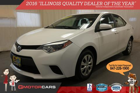 2014 Toyota Corolla for sale in Arlington Heights, IL