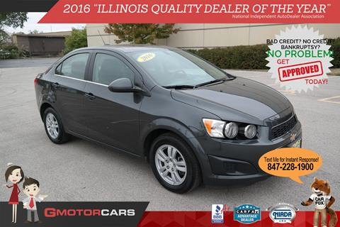 2016 Chevrolet Sonic for sale in Arlington Heights, IL