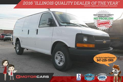 2015 Chevrolet Express Cargo for sale in Arlington Heights, IL