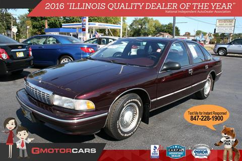 1995 Chevrolet Caprice for sale in Arlington Heights, IL