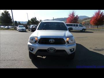 2012 Toyota Tacoma for sale in West Jefferson, NC