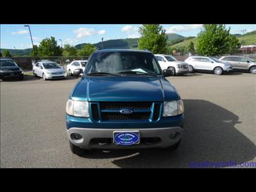 2002 Ford Explorer Sport for sale in West Jefferson, NC