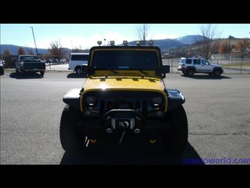 2015 Jeep Wrangler Unlimited for sale in West Jefferson, NC