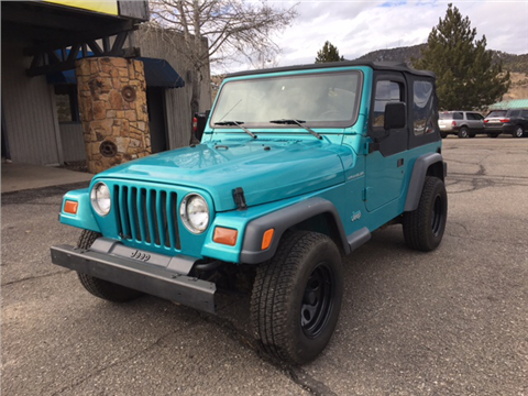 1997 Jeep Wrangler for sale in Durango, CO