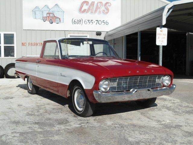 used 1960 ford falcon for sale. Black Bedroom Furniture Sets. Home Design Ideas