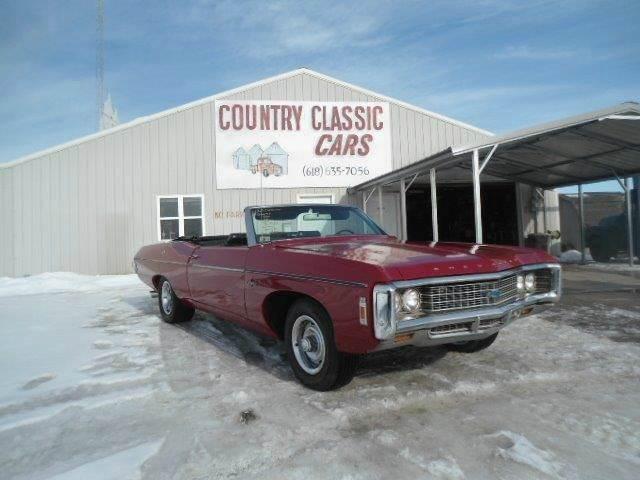 used 1969 chevrolet impala for sale. Black Bedroom Furniture Sets. Home Design Ideas